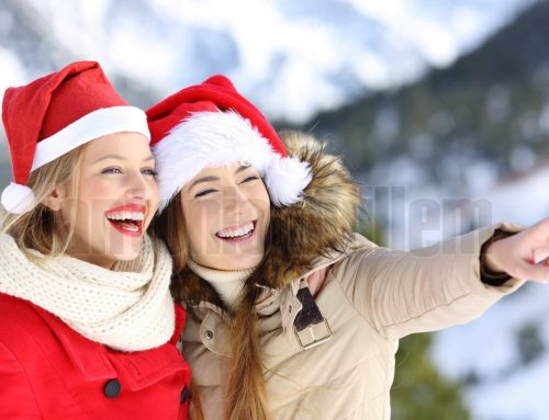 Winter wonderland and Christmas time